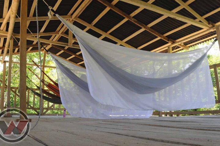 accommodation hammocks gotsezhy shelter