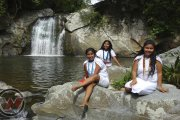 matuna waterfall gotsezhy refuge