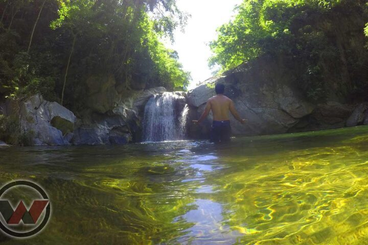 refuge de la cascade de matuna gotsezhi