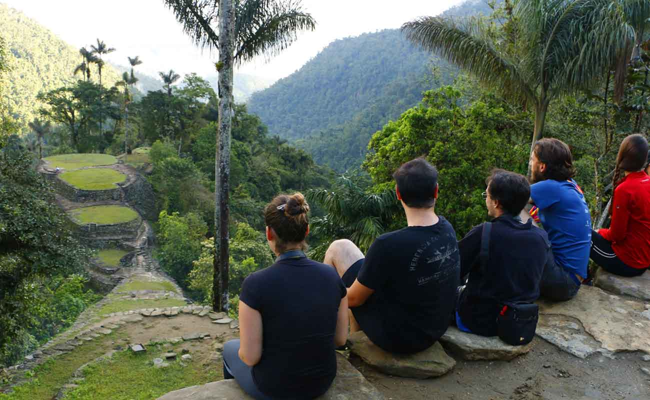 lost city 5 day tour