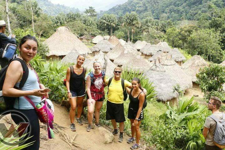 comunidad indigena kogui mutanzhy