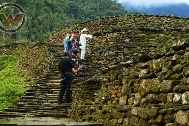 Lost city guided tour