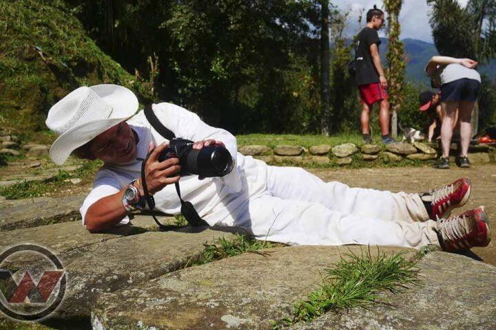 guian indigena fotos ciudad perdida