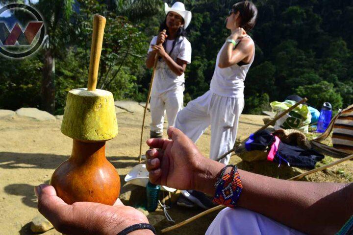 guias indígenas nativos en la ciudad perdida