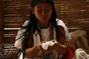 indigenous woman wiwa gotsezhy