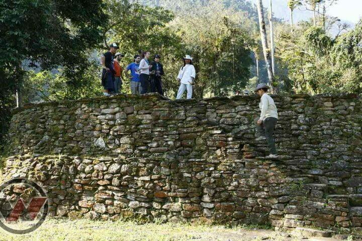 terrasse tayrona cité perdue