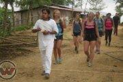 trek avec des guides indigènes Lost City