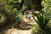 trekking vers la ville perdue de Tayrona