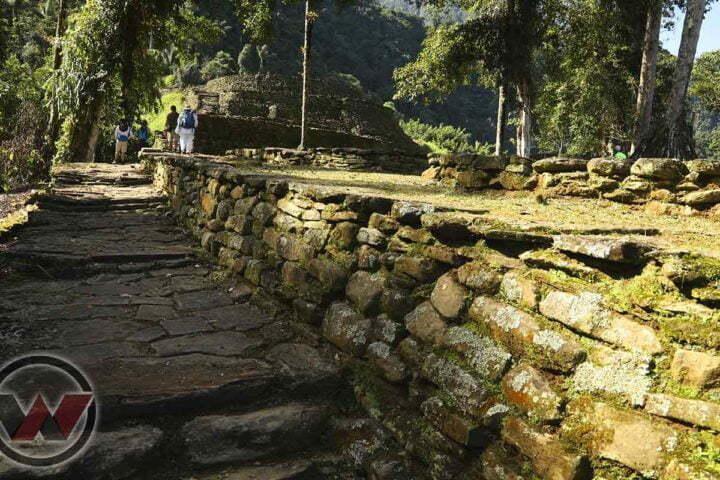 trekking lost city colombia