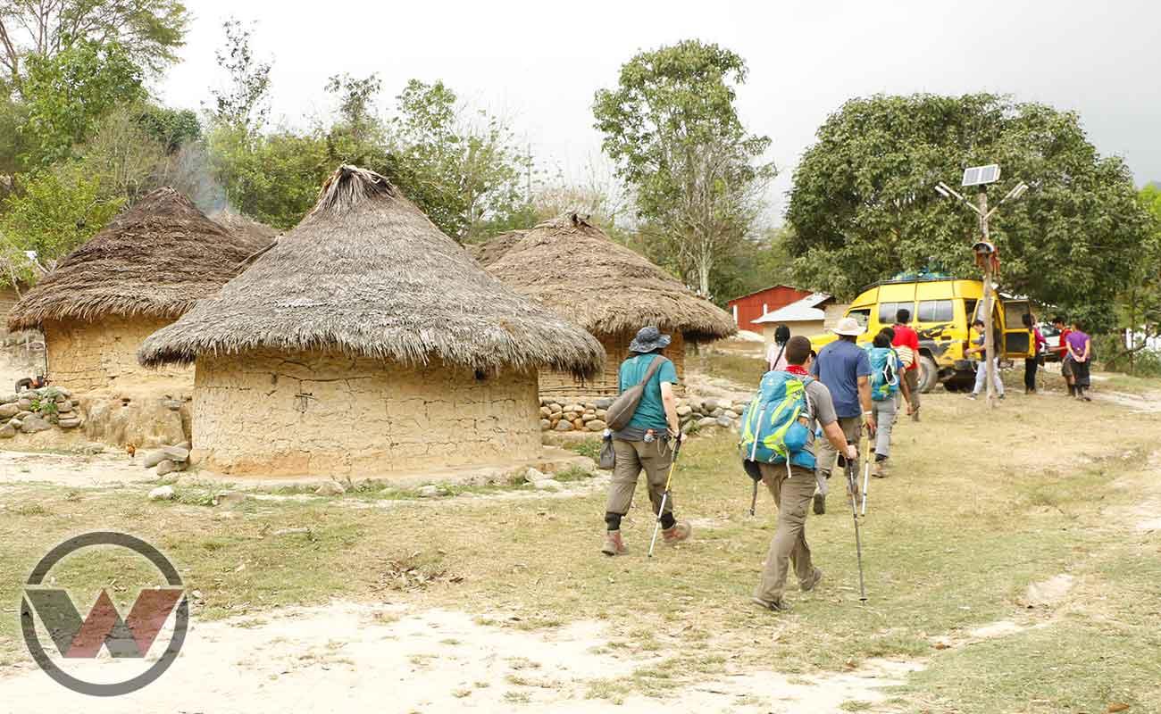 trekking refugio gotsezhy
