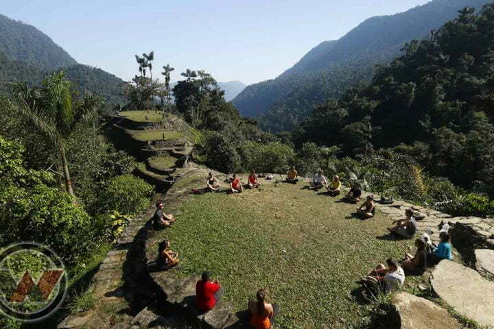 meditation in the lost city