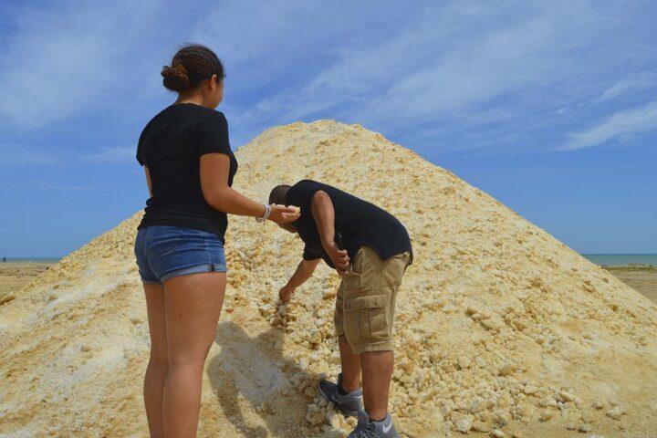 turismo guajira salinas de manaure