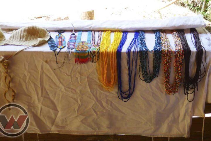 exposicion de artesanias wiwa