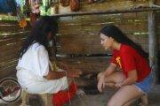exposition d'artisanat du refuge gotsezhy