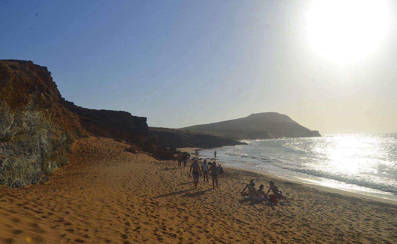 playa cabo de la vela guajira