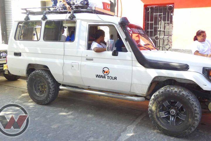 excursion to the Sierra Nevada de Santa Marta