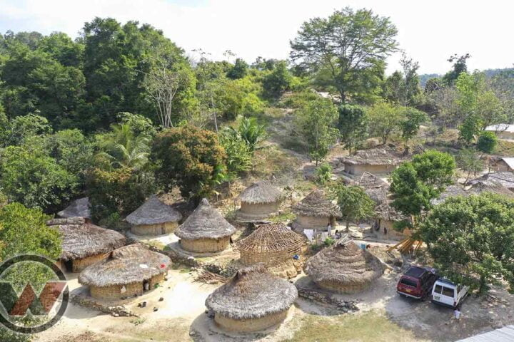 communauté indigène gotsezhy wiwa