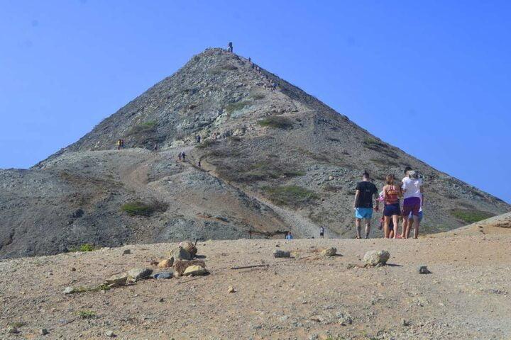 Visite de Punta Gallinas au départ de Santa Marta