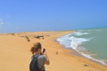 punta gallinas tour