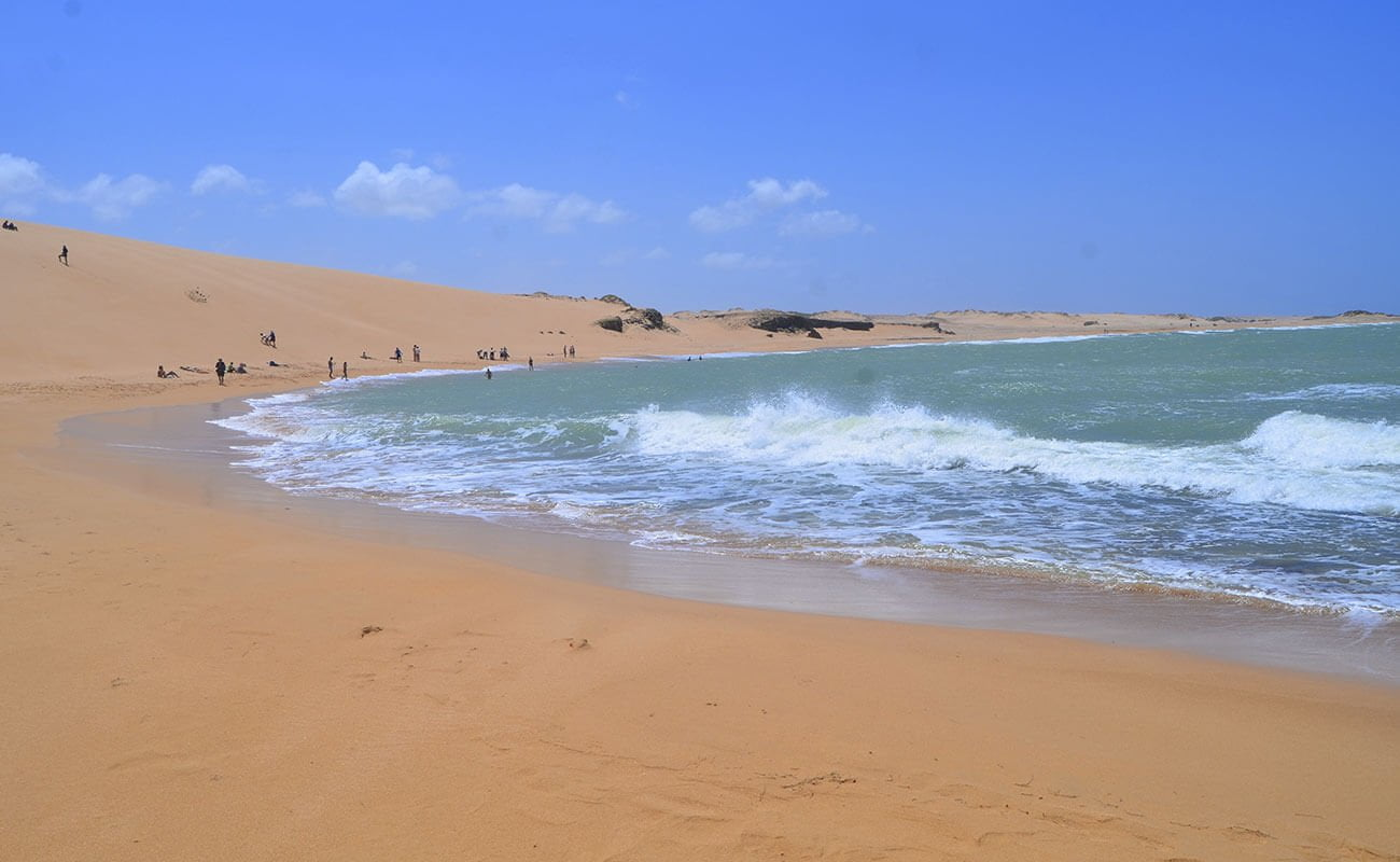 punta gallinas tour from santa marta