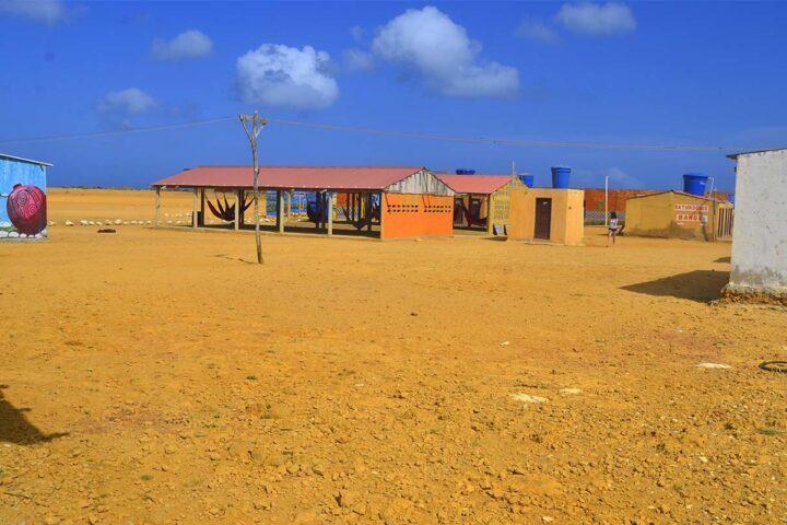 Hébergement à Punta Gallinas
