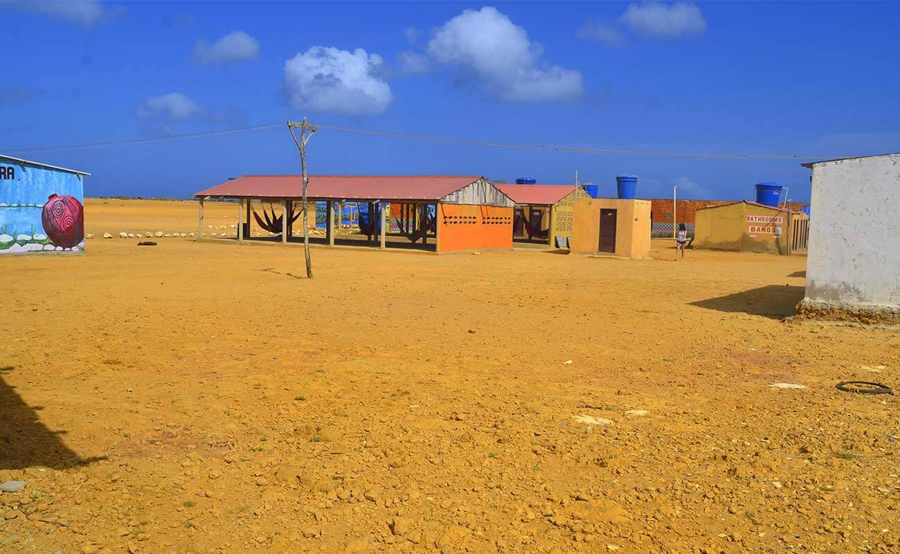 Punta Gallinas accommodation