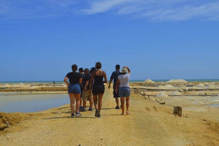 Visite de Punta Gallinas Salinas de Manaure