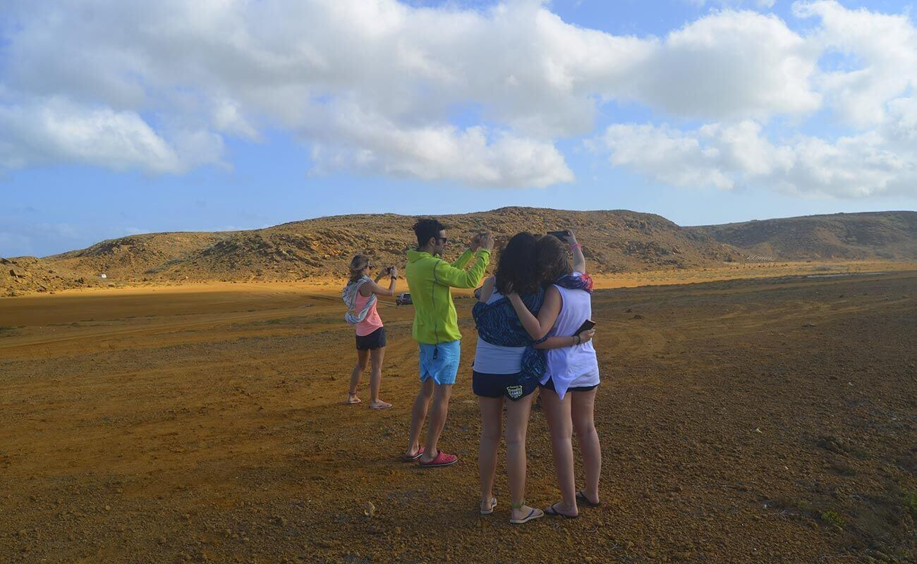 trip to punta gallinas