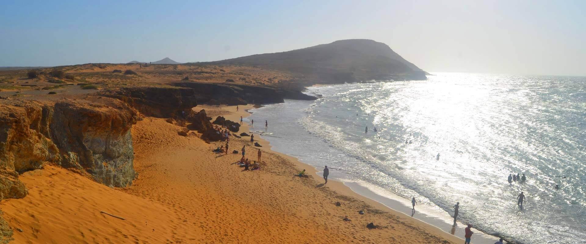 Tour to Cabo de la Vela