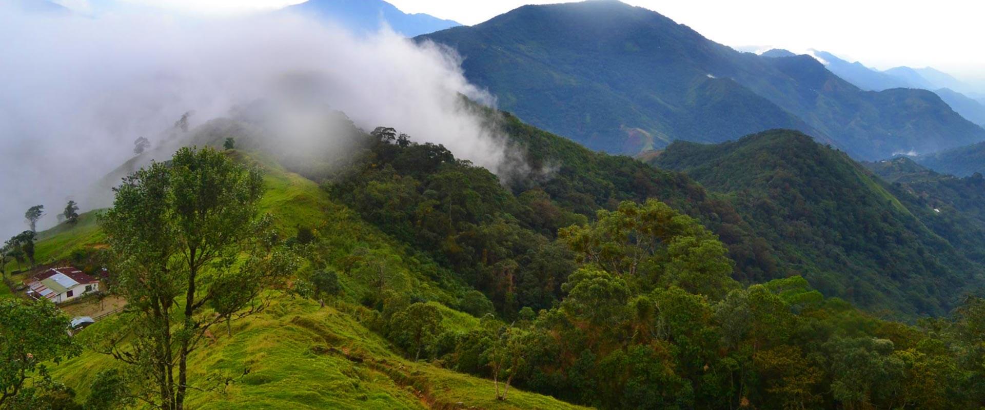 Cerro Kennedy Trek Colombia
