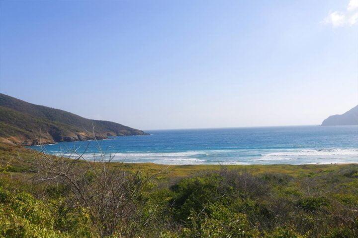 tour playa cristal santa marta