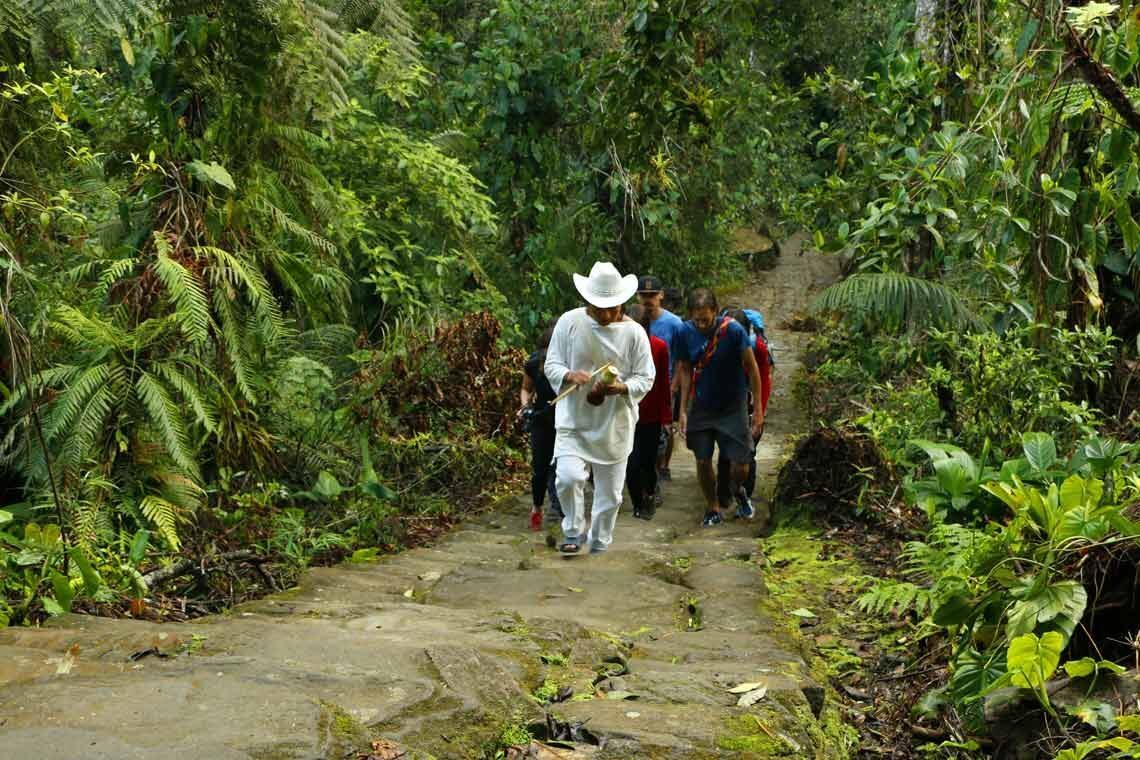 best tour to lost city