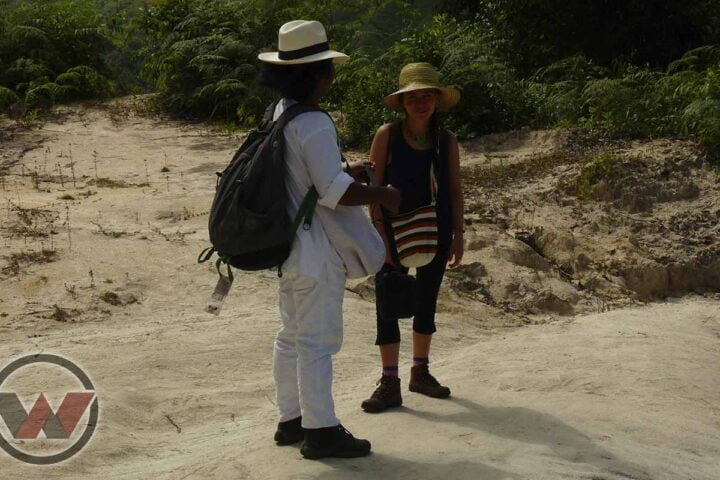 trek refugio wiwa gotsezhy