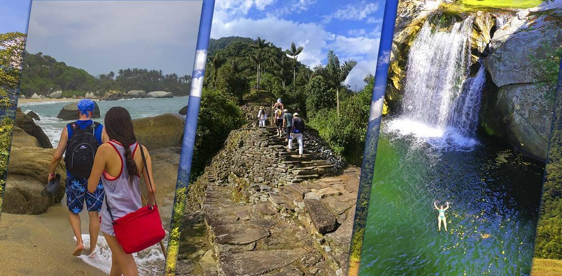 sitios turisticos de santa marta